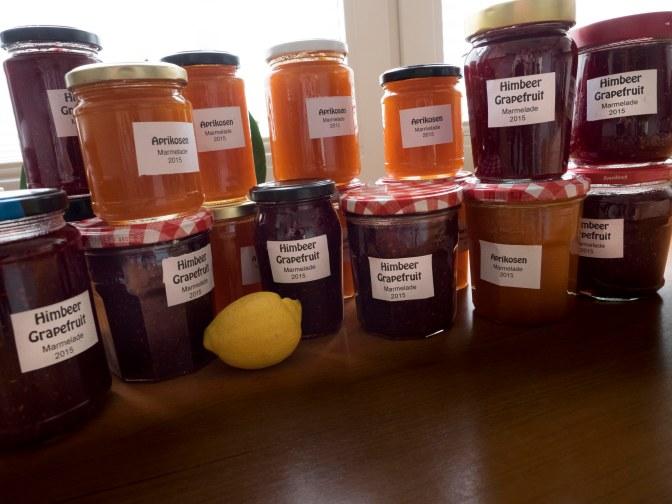 Meine Marmelade